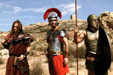 Publireportaje Lucha por Lorca by Creativa ProVideo