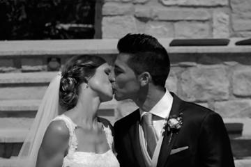 Vídeo boda con una cámara