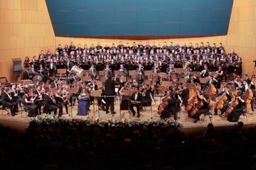 Oh Fortuna concierto en auditorio Víctor Villegas de Murcia